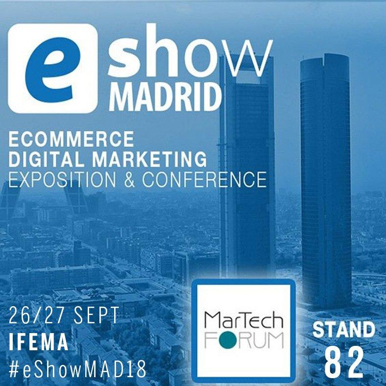 eShow Madrid 2018