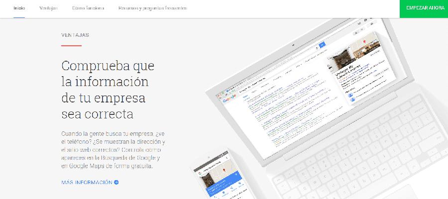 Google My business | MarTech FORUM