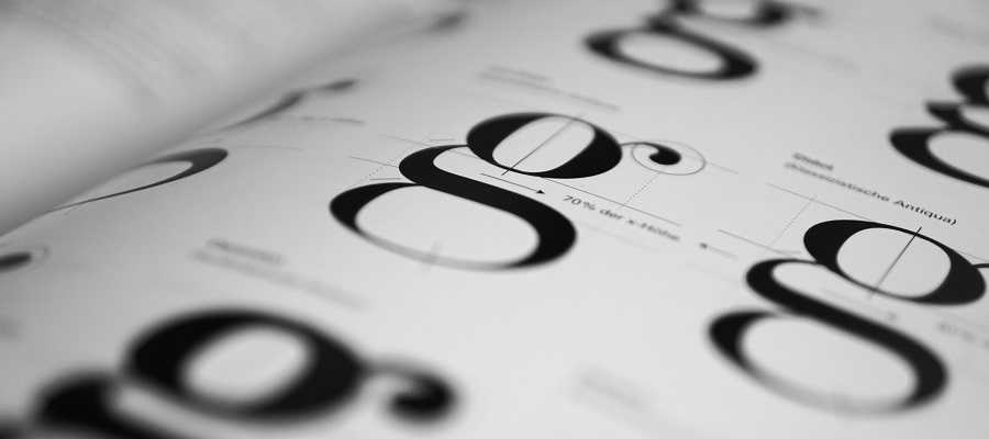 tipografia LETRA