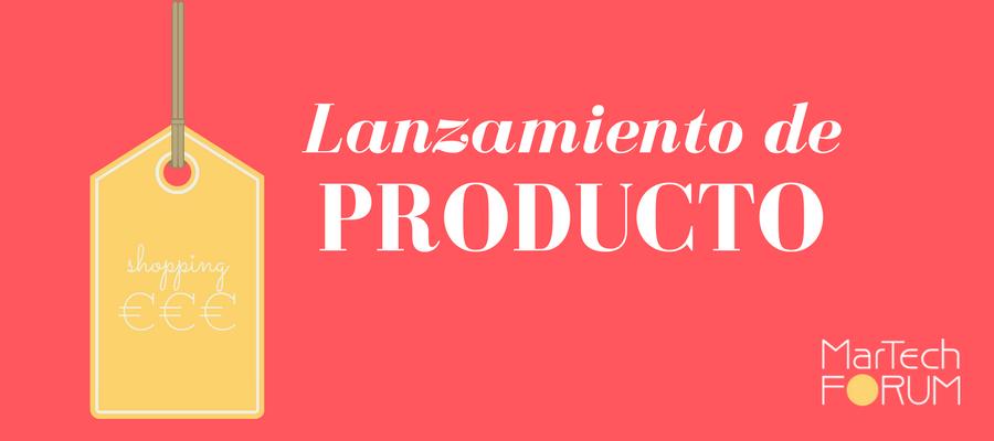 Campañas de lanzamiento de producto con influencers MarTech FORUM