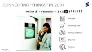 Frigorifico inteligente 2001 Ericsson Ivan Rejon_MarTechFORUM