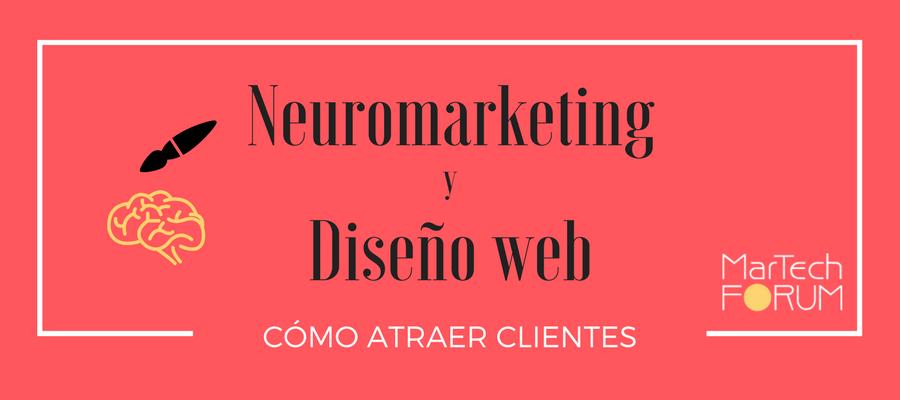neuromarketing y diseño web