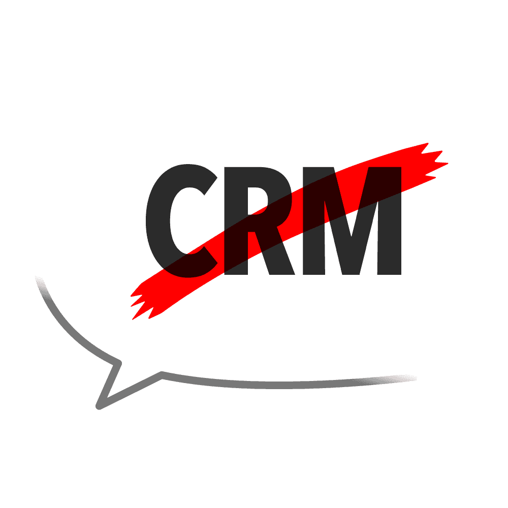 you-don't-need-a-CRM! herramientas de marketing digital y gestión empresarial
