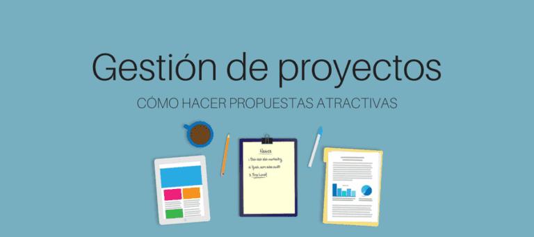 Herramientas de gestión de proyectos y tips para hacer propuestas MarTech FORUM