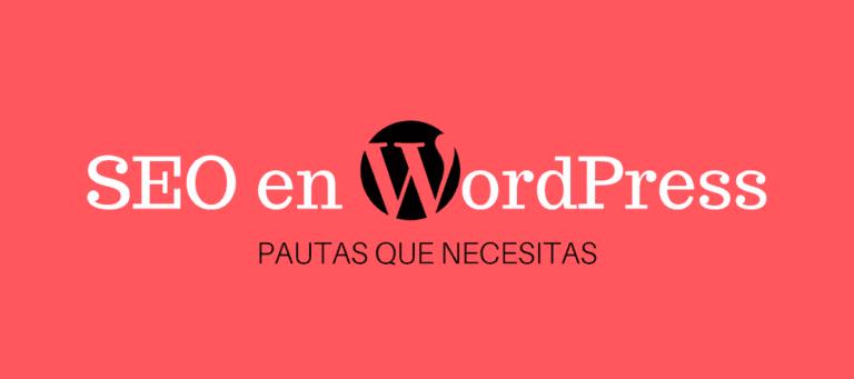 Cómo hacer SEO en wordpress MarTech FORUM