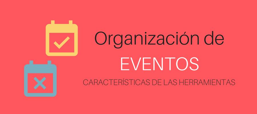 Características de una herramienta de organización de eventos MarTech FORUM