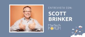 Entrevista a Scott Brinker | MarTech FORUM