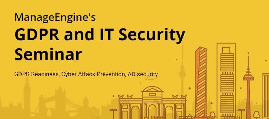 El desafío del GDPR y la seguridad IT | MarTech FORUM