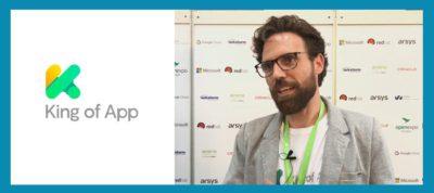 Entrevista King of app - Juan José Gómez   MarTech FORUM