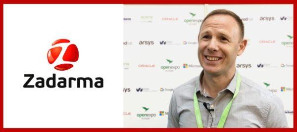 Entrevista Denys Skorbizh Zadarma | MarTech Forum