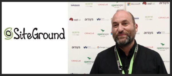 SiteGround - Entrevista a José Ramón Padrón | MarTech Forum