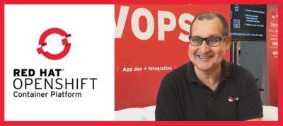 OpenShift Red Hat - Entrevista a Miguel Ángel Díaz   MarTech Forum