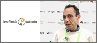 Entrevista Óscar Domínguez Territorio Bitcoin | MarTech Forum