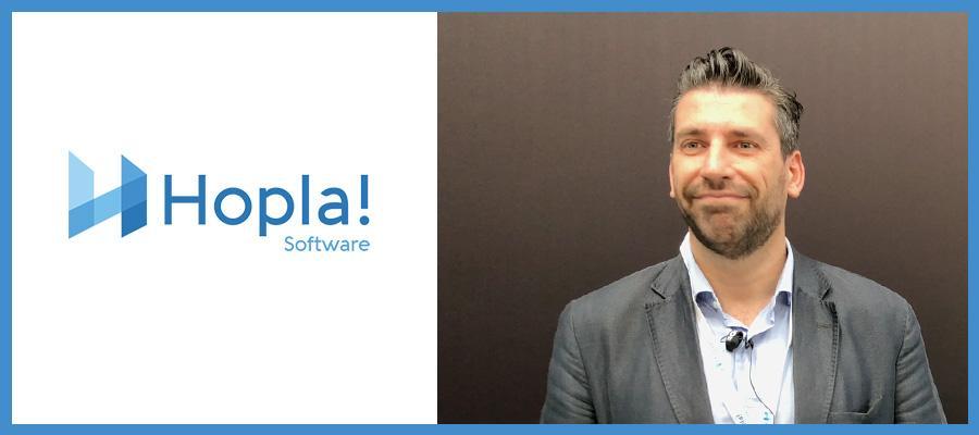 Hopla - Entrevista a Juan Zamora | MarTech Forum