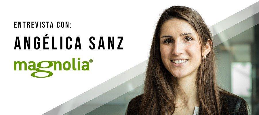 Entrevista Angélica Sanz Magnolia Calidad del contenido | MarTech Forum
