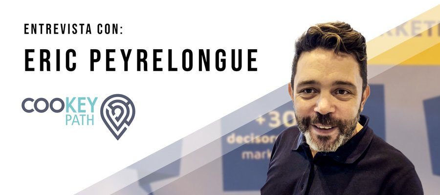 Eric Peyrelongue de Cookeypath | MarTech Forum