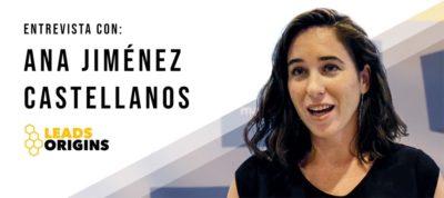 Ana Jiménez Castellanos de Leads Origins   MarTech Forum