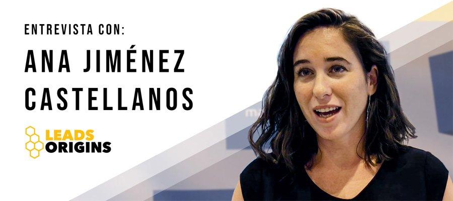 Ana Jiménez Castellanos de Leads Origins | MarTech Forum