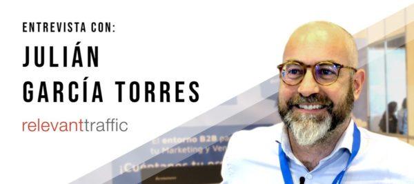 Julián García, CEO Relevant Traffic   MarTech Forum