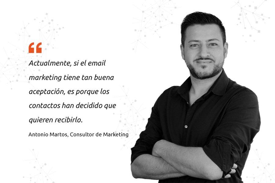 Antonio Martos Email Marketing fiestas | MarTech Forum