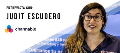 Judit Escudero de Channable | MarTech Forum