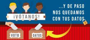 Cómo se usan tus datos con fines políticos | MarTech Forum