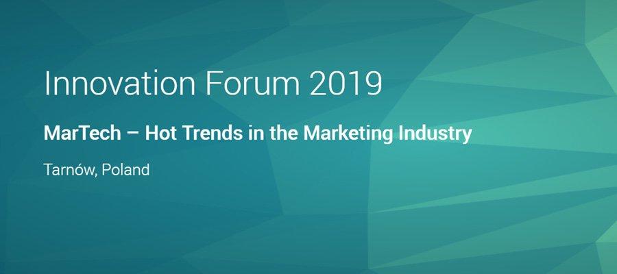 Innovation Forum Polonia | MarTech Forum